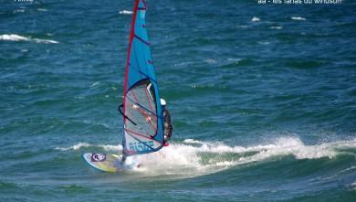 Wind report FR, Saint-Cyprien - La Nord (66) du 2014-02-23 12:00:00