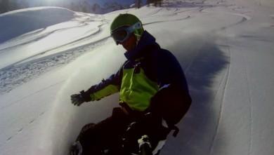 snow report FR, Isola 2000 (06) du 2014-02-27 12:00:00