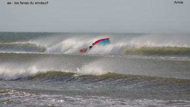 wind report FR, Port-la-Nouvelle - Vieille Nouvelle (11) du 2014-02-19 12:00:00