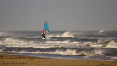 wind report FR, Port-la-Nouvelle - Vieille Nouvelle (11) du 2014-02-15 12:00:00