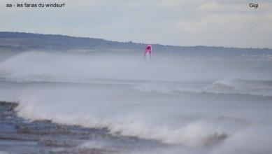 Wind report FR, Port-la-Nouvelle - Vieille Nouvelle (11) du 2014-02-07 12:00:00