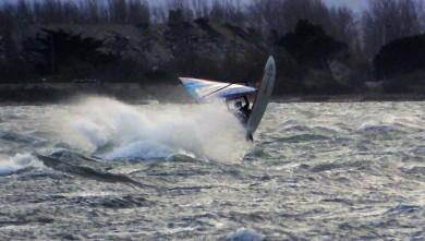 Wind report FR, Le Barcarès - Cap Coudalère  (66) du 2014-02-10 12:00:00