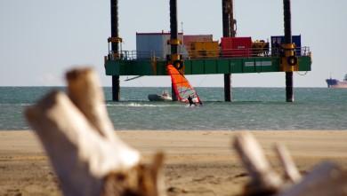 Wind report FR, Port-la-Nouvelle - Vieille Nouvelle (11) du 2014-01-31 12:00:00