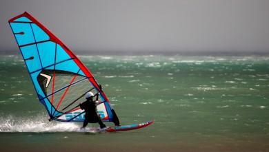 Wind report FR, Port-la-Nouvelle - Vieille Nouvelle (11) du 2014-01-27 12:00:00