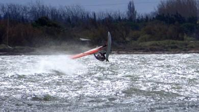 wind report FR, Le Barcarès - Cap Coudalère  (66) du 2014-03-03 12:00:00