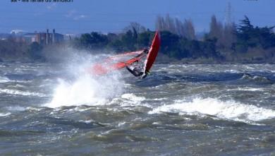 wind report FR, Le Barcarès - Cap Coudalère  (66) du 2014-03-04 12:00:00