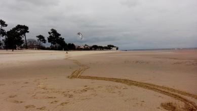 wind report FR, Andernos - Le Betey (33) du 2014-03-18 15:00:00