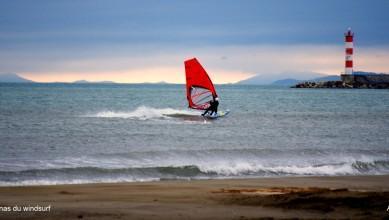 wind report FR, Port-la-Nouvelle - Vieille Nouvelle (11) du 2014-03-21 12:00:00