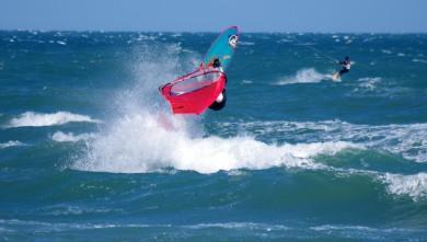 wind report FR, Saint-Cyprien - La Nord (66) du 2014-03-28 12:00:00