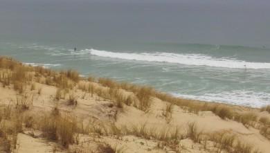 Surf report FR, Le Porge (33) du 2014-04-02 19:00:00