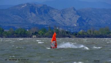 wind report FR, Le Barcarès - Cap Coudalère  (66) du 2014-04-05 12:00:00