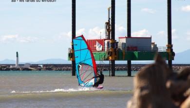wind report FR, Port-la-Nouvelle - Vieille Nouvelle (11) du 2014-04-06 12:00:00