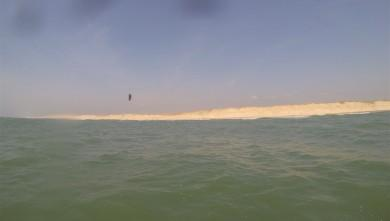 Wind report FR, Carcans Océan (33) du 2014-04-12 17:00:00