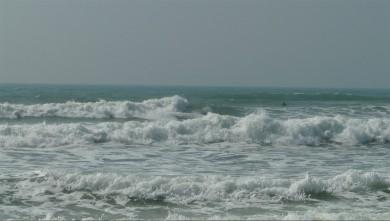 Wind report FR, Carcans Océan (33) du 2014-04-12 16:00:00