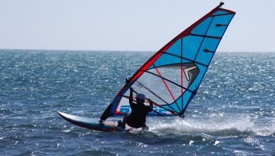 wind report FR, Port-la-Nouvelle - Vieille Nouvelle (11) du 2014-04-13 12:00:00