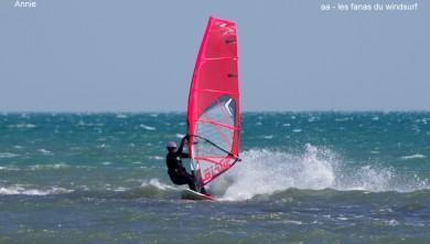 wind report FR, Port-la-Nouvelle - Vieille Nouvelle (11) du 2014-04-19 12:00:00