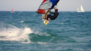 wind report FR, Saint-Cyprien - Plage de l'Art (66) du 2014-04-24 12:00:00