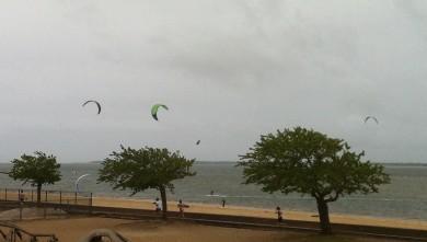 wind report FR, Arcachon - Les Arbousiers (33) du 2014-04-26 14:00:00