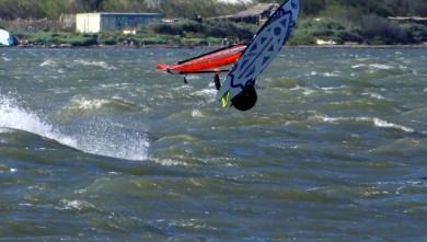 wind report FR, Le Barcarès - Cap Coudalère  (66) du 2014-04-27 09:00:00