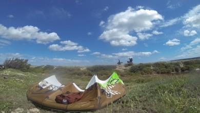 Wind report FR, Etang de La Palme (11) du 2014-05-01 13:00:00