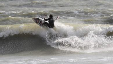 Wind report FR, La Tranche sur Mer - La jetée (85)