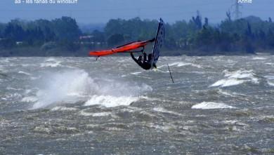 Wind report FR, Le Barcarès - Cap Coudalère  (66) du 2014-05-03 12:00:00