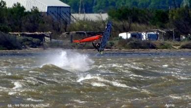 Wind report FR, Le Barcarès - Cap Coudalère  (66) du 2014-05-04 12:00:00