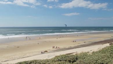 Wind report FR, Biscarrosse Plage (40) du 2014-05-03 16:00:00