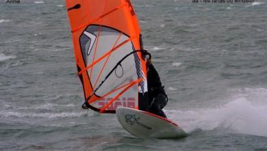Wind report FR, Le Barcarès - Cap Coudalère  (66) du 2014-05-11 12:00:00