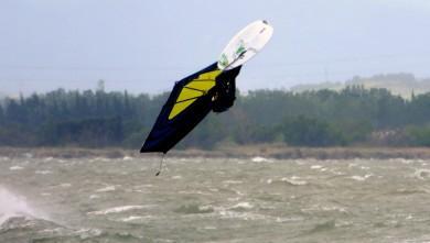 Wind report FR, Le Barcarès - Cap Coudalère  (66) du 2014-05-13 12:00:00