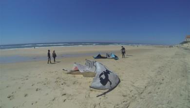 Wind report FR, Biscarrosse Plage (40) du 2014-05-17 15:00:00