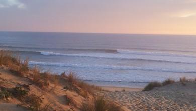 Surf report FR, Le Porge (33) du 2014-05-21 19:00:00