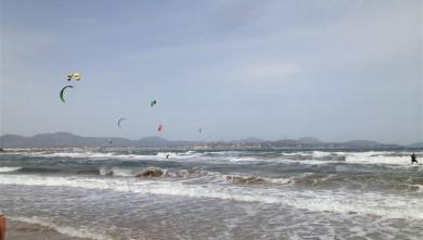 Wind report FR, Saint-Aygulf - Zone Kite (83) du 2014-05-21 13:00:00