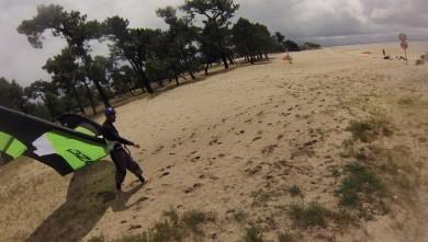 Wind report FR, Andernos - Le Betey (33) du 2014-05-23 10:00:00
