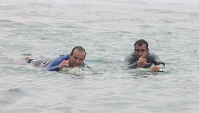 Surf report MA, Mehdia (MA) du 2014-04-19 08:00:00
