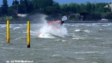 Wind report FR, Le Barcarès - Cap Coudalère  (66) du 2014-05-31 12:00:00
