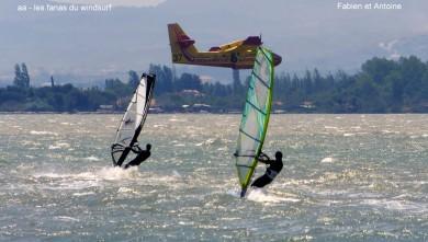 Wind report FR, Le Barcarès - Cap Coudalère  (66) du 2014-06-02 12:00:00