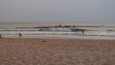 Surf report FR, Lacanau Océan - La Nord (33) du 2014-06-06 12:00:00