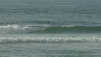 Surf report FR, Cap de l'Homy (40) du 2014-06-07 19:00:00