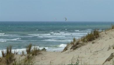 Wind report FR, Le Porge (33) du 2014-06-15 17:00:00