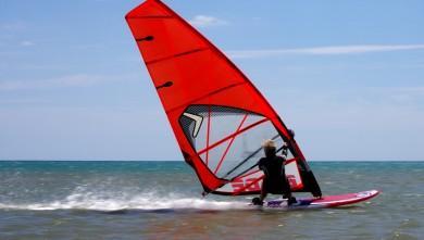 Wind report FR, Port-la-Nouvelle - Vieille Nouvelle (11) du 2014-06-17 12:00:00