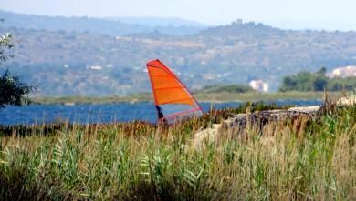Wind report FR, Le barcarès - Le Téléski (66) du 2014-06-20 12:00:00