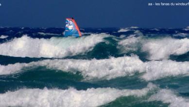 Wind report FR, Le Barcarès - l'Embouchure Agly (66) du 2014-06-28 12:00:00