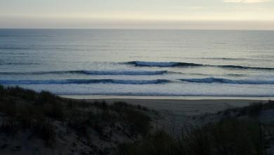 wave report FR, Le Porge (33)