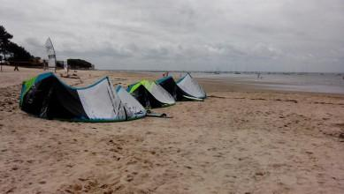 Wind report FR, Andernos - Le Betey (33) du 2014-07-05 12:00:00