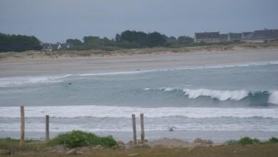 wave report FR, La Torche (29) du 2014-07-06 08:00:00