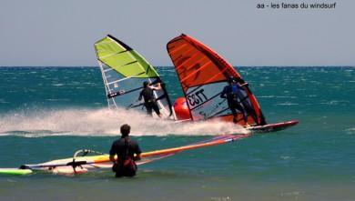 Wind report FR, Port-la-Nouvelle - Vieille Nouvelle (11) du 2014-07-08 12:00:00