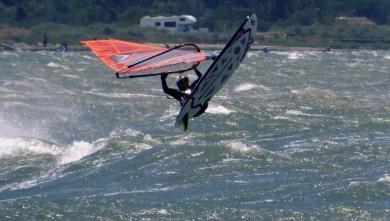 Wind report FR, Le Barcarès - Cap Coudalère  (66) du 2014-07-11 12:00:00