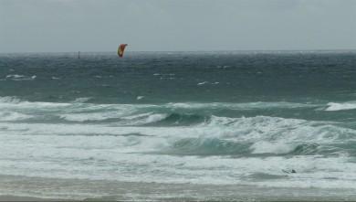 Wind report FR, Mimizan - Plage Garluche (40)