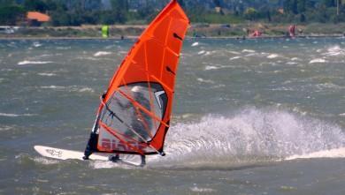 Wind report FR, Le Barcarès - Cap Coudalère  (66) du 2014-07-22 12:00:00
